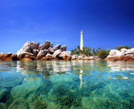 Enjoy 4 days in Belitung Island in Indonesia