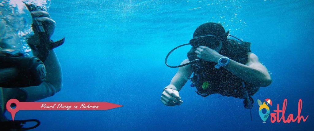 Pearl Diving in Bahrain