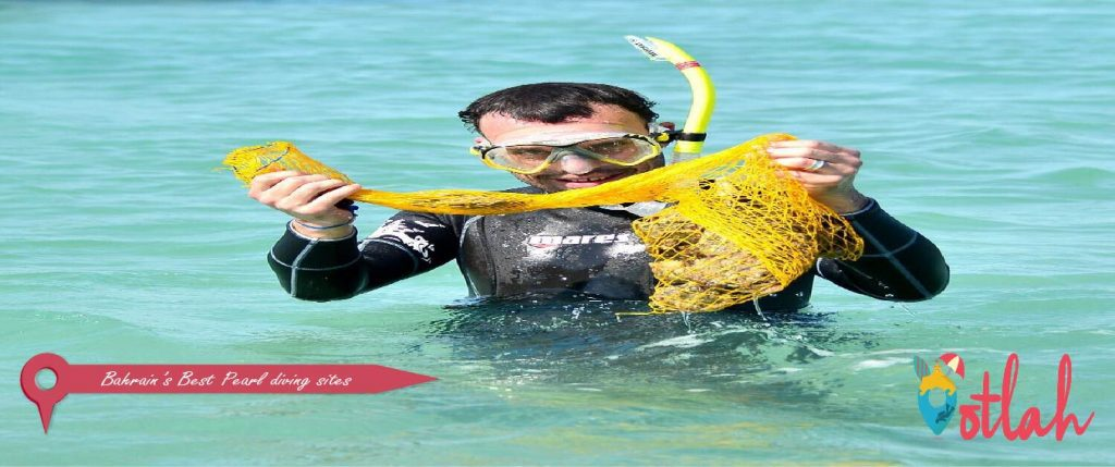 Bahrain's Best Pearl diving sites