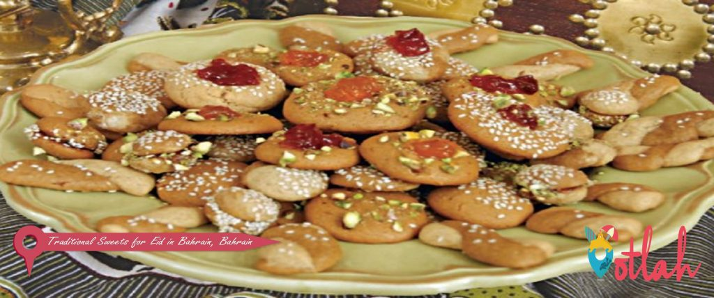 Traditional Sweets for Eid in Bahrain