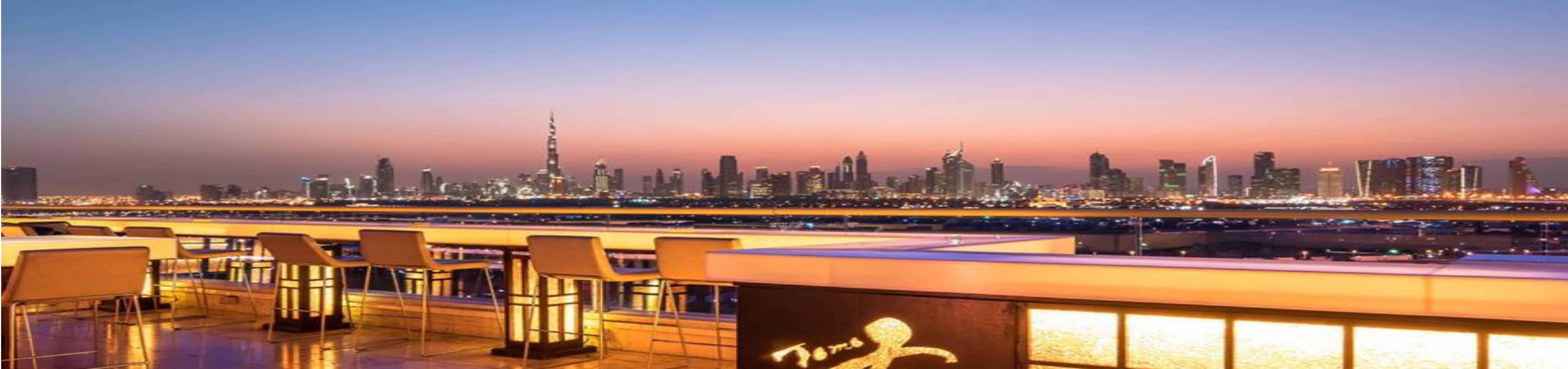 مطاعم دبي: تناول العشاء في المطاعم الفاخرة في دبي