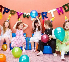 Birthday Party for children (Bronze Package)