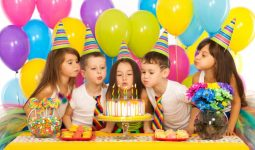 Birthday Party for children (Silver Package)