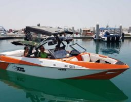 The boat tours in Bahrain
