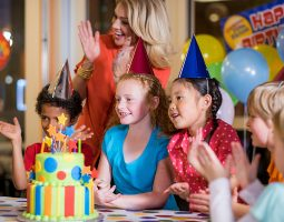 Birthday Party for children (Gold Package)