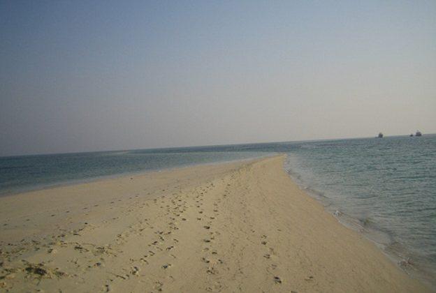 نصف يوم في جزيرة جارادا