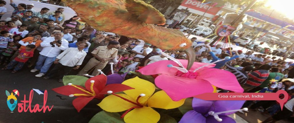 كرنفال جوا، الهند