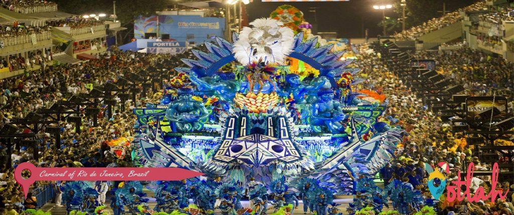 Carnival of Rio de Janeiro, Brazil