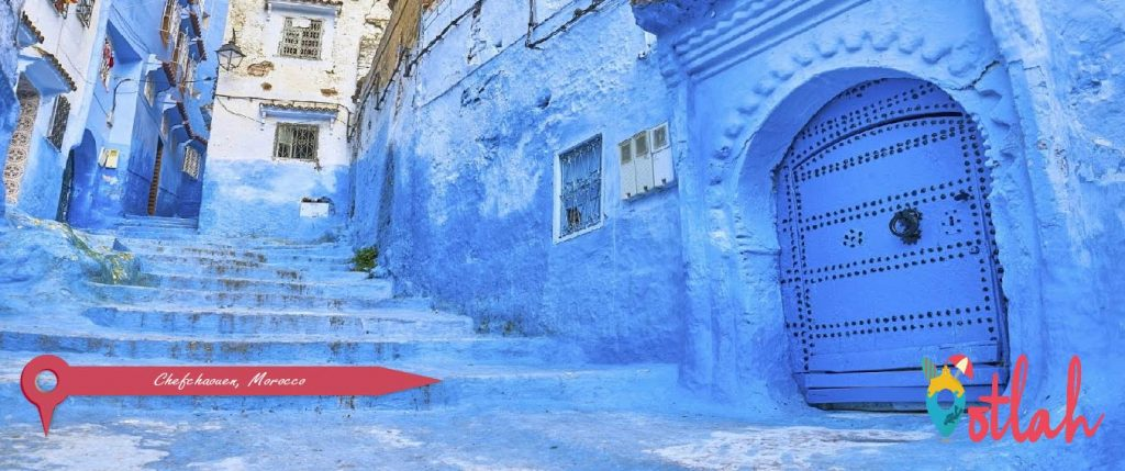 Why Is Chefchaouen Blue?