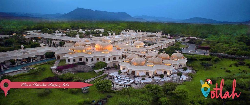 Oberoi Udaivilas Udaipur, India
