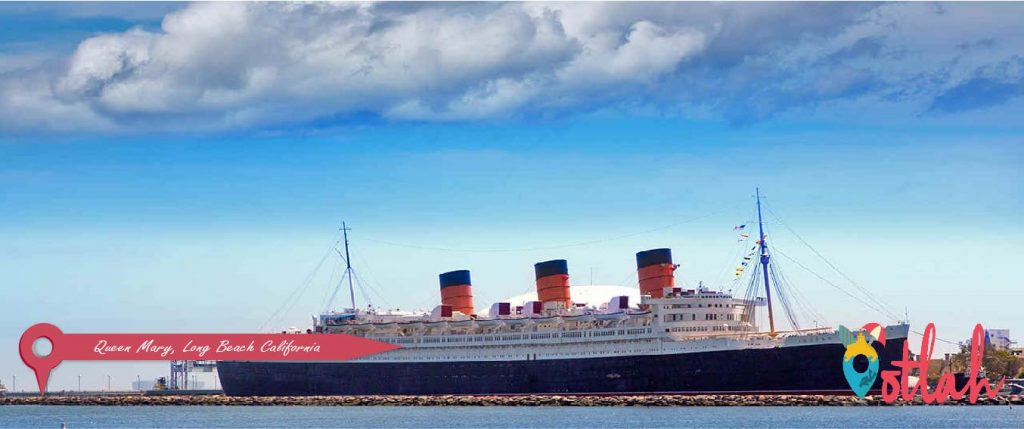 Queen Mary, Long Beach California