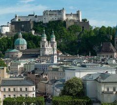 ثلاثة أيام في سيلزبرغ في النمسا