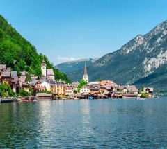 4 NIGHTS / 5 DAYS Salzburg – Hallstatt