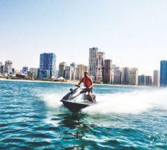 Jet ski in Bahrain