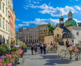 4 days and 3 nights City Break – Warsaw Poland
