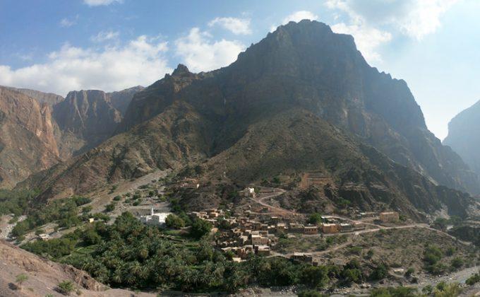 مغامرة و جولة ثقافية في عمان