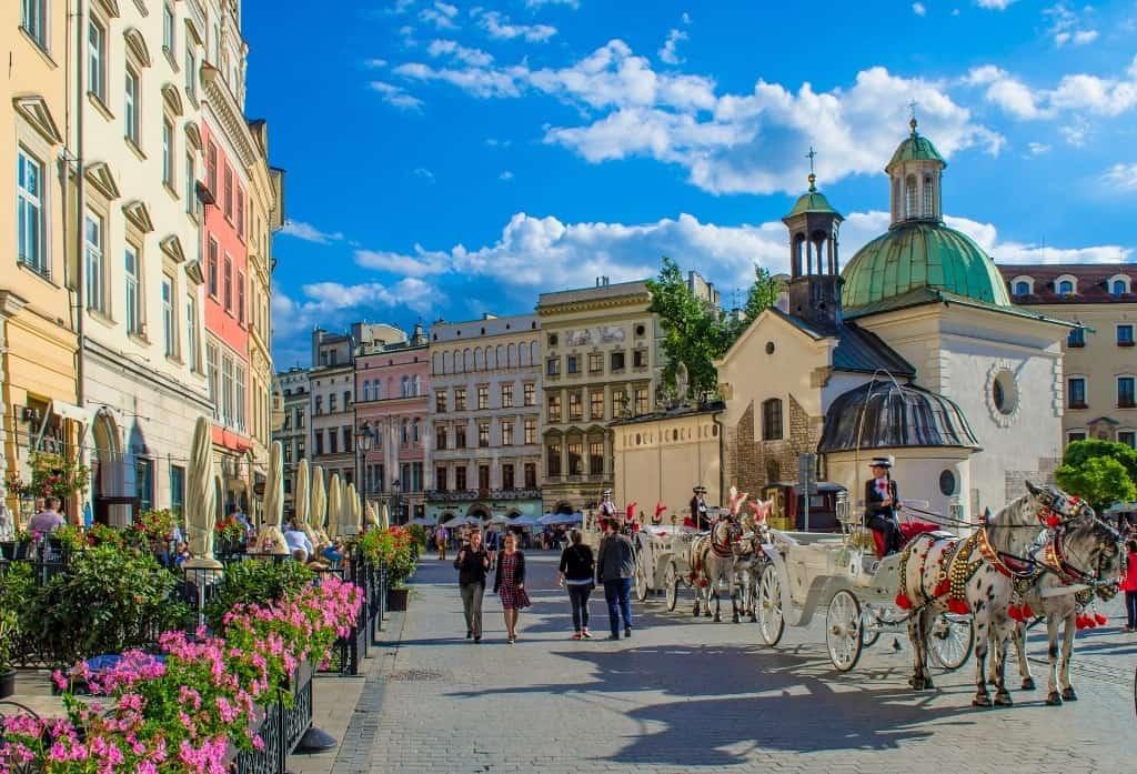 4 أيام و 3 ليال سيتي بريك - وارسو بولندا