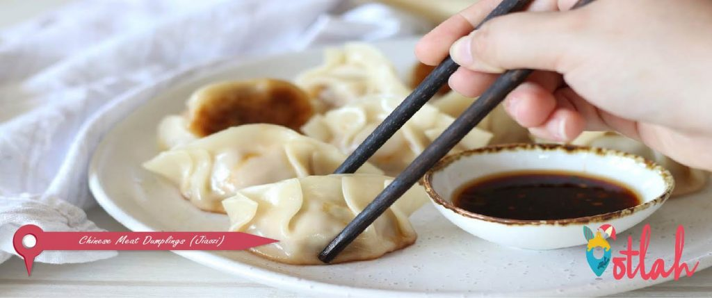 Chinese Meat Dumplings (Jiaozi)