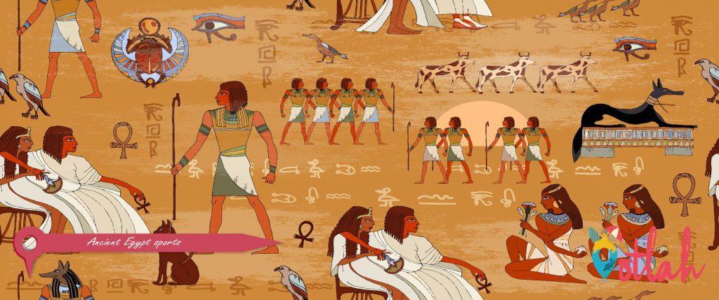 Ancient Egypt sports