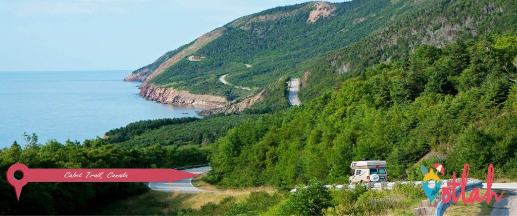 Cabot Trail, Canada