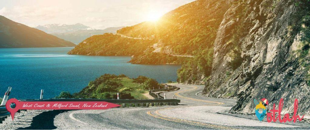 West Coast & Milford Sound, New Zealand