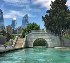 8 Days and 7 nights in Baku, Azerbaijan