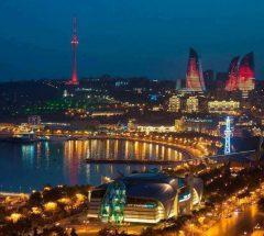 7 Days and 6 nights in Baku, Azerbaijan