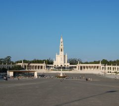 Two days in Fatima, Portugal