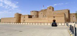 أربعة أيام في أجمل مواقع عمان