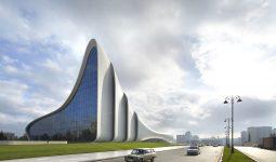 5 days in Baku, Azrebajjan