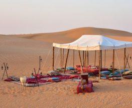 سفاري صحراء دبي