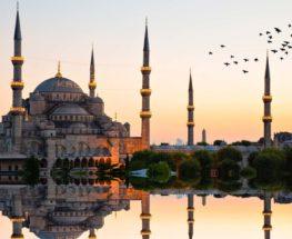 5 أيام فى جولة حول تركيا