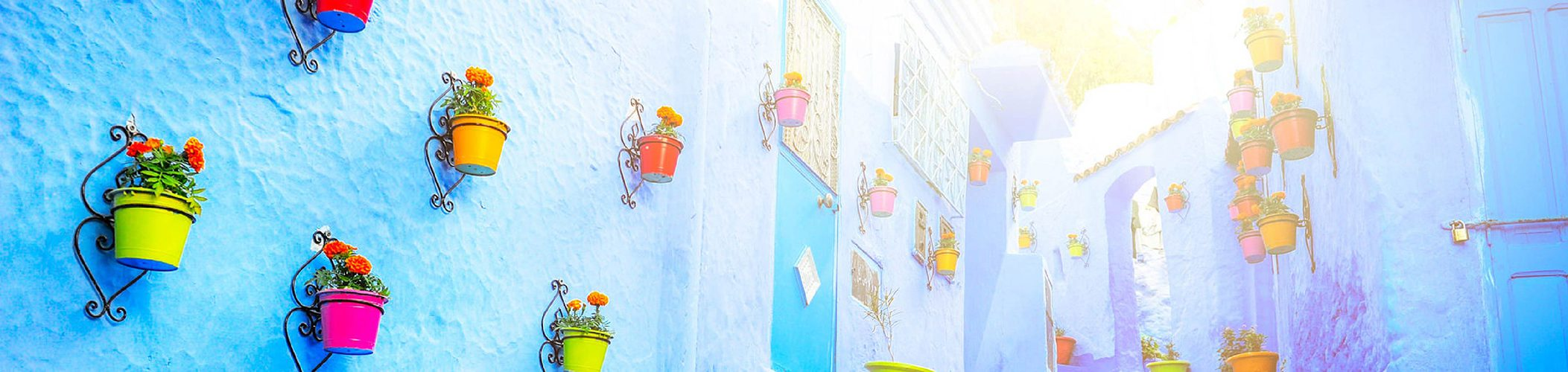The blue pearl of Morocco: Explore the blue city of Chefchaouen