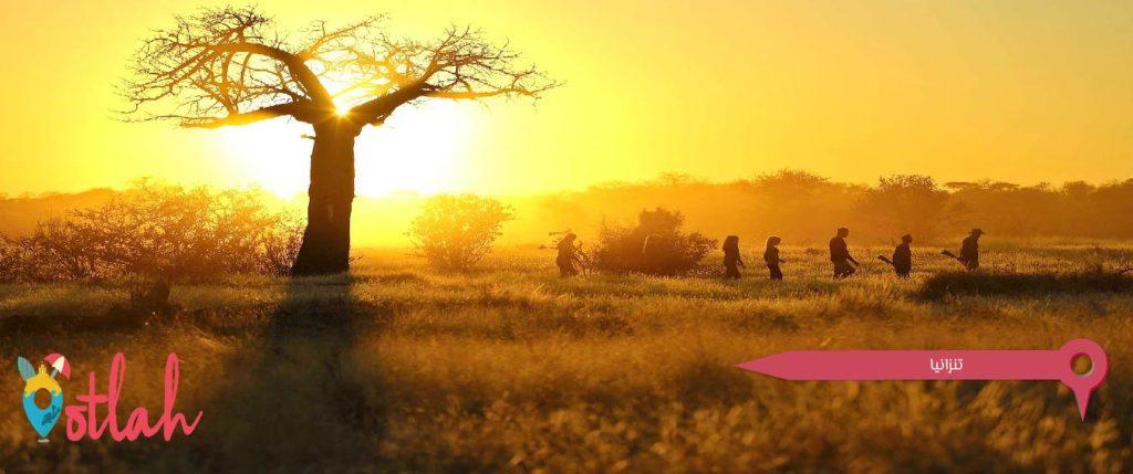السياحة التطوعية - تنزانيا