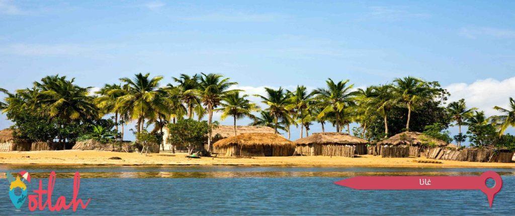 السياحة التطوعية - غانا