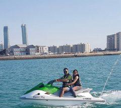 Family weekend in Bahrain