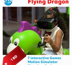 Flying Dragon and Mini Rex