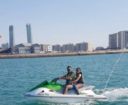 Family weekend in Bahrain