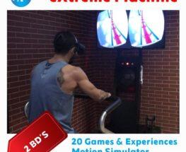 استمتع بحياة افتراضية مع Extreme Machine