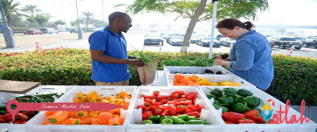 Dubai markets - Farmers' Market