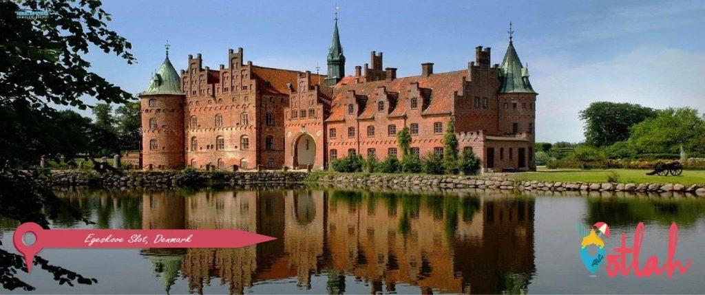 Egeskove Slot, Denmark