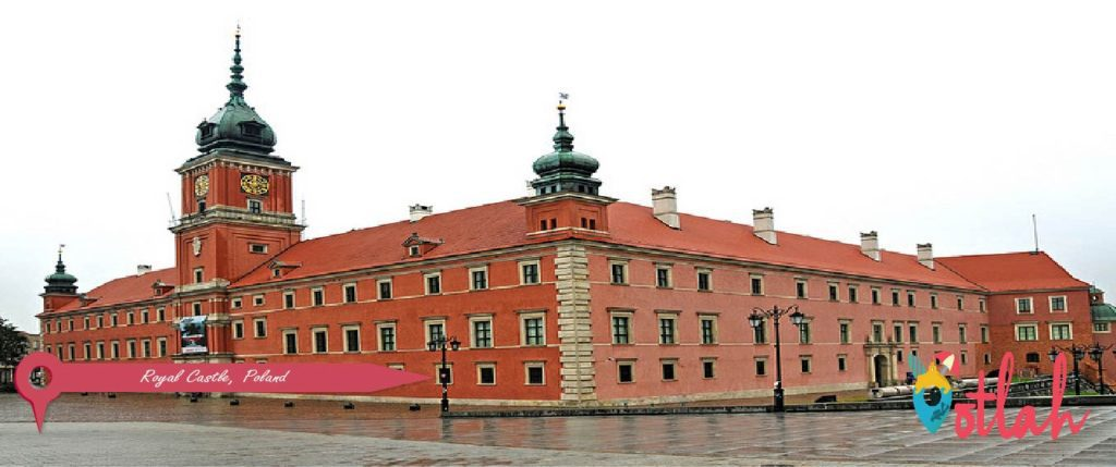 Royal Castle, Poland