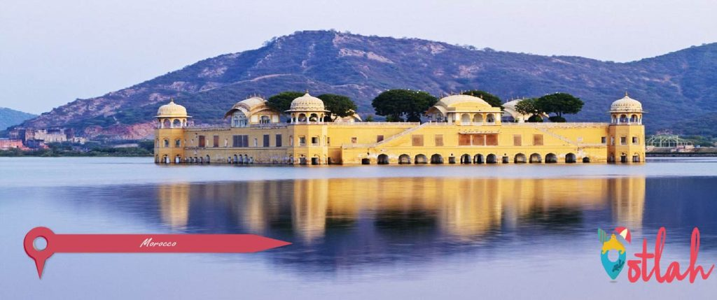 Jal Mahal Floating Palace, India