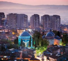 Unforgettable Green Bursa Tour