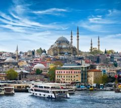 Nature and Cultural Tour for 8 Days Istanbul, Ephesus, Pamukkale and Antalya