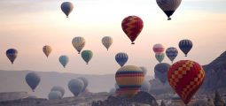 Bus Tour From Istanbul to Cappadocia, Pamukkale and Ephesus for 5 days