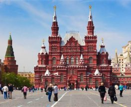 6 Days and 5 Nights in Moscow and St. Petersburg