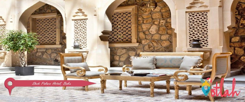 Shah Palace Hotel Baku
