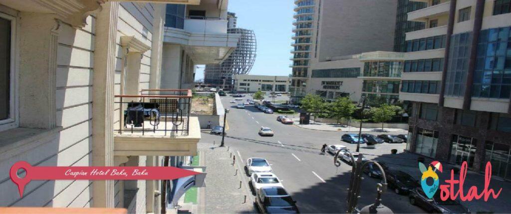 Caspian Hotel Baku
