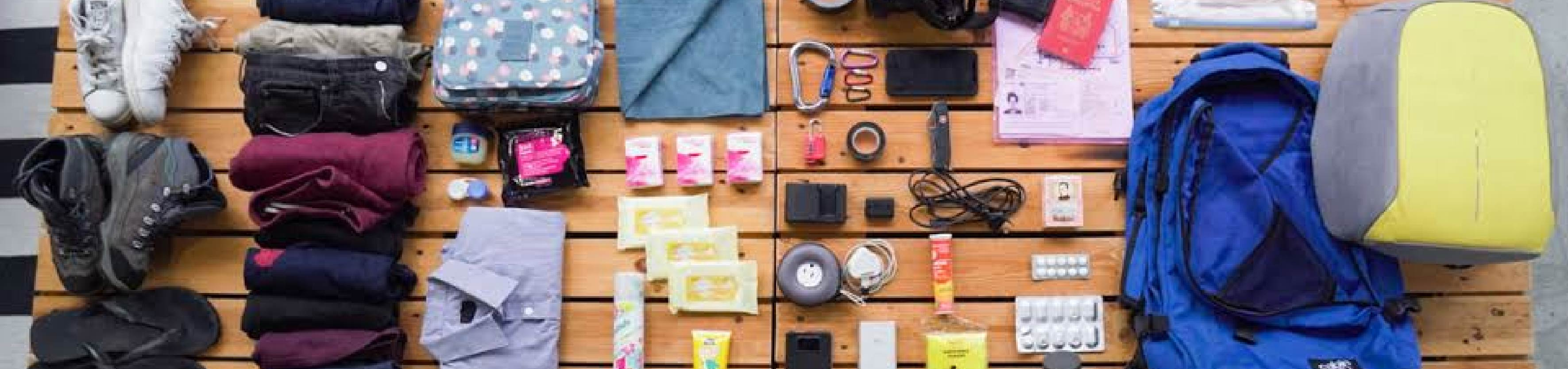 Packing for travel: How to do it in the smartest way?